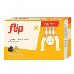Flip Diapers Organic Day Time Inserts