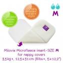 Milovia Inserts Size M